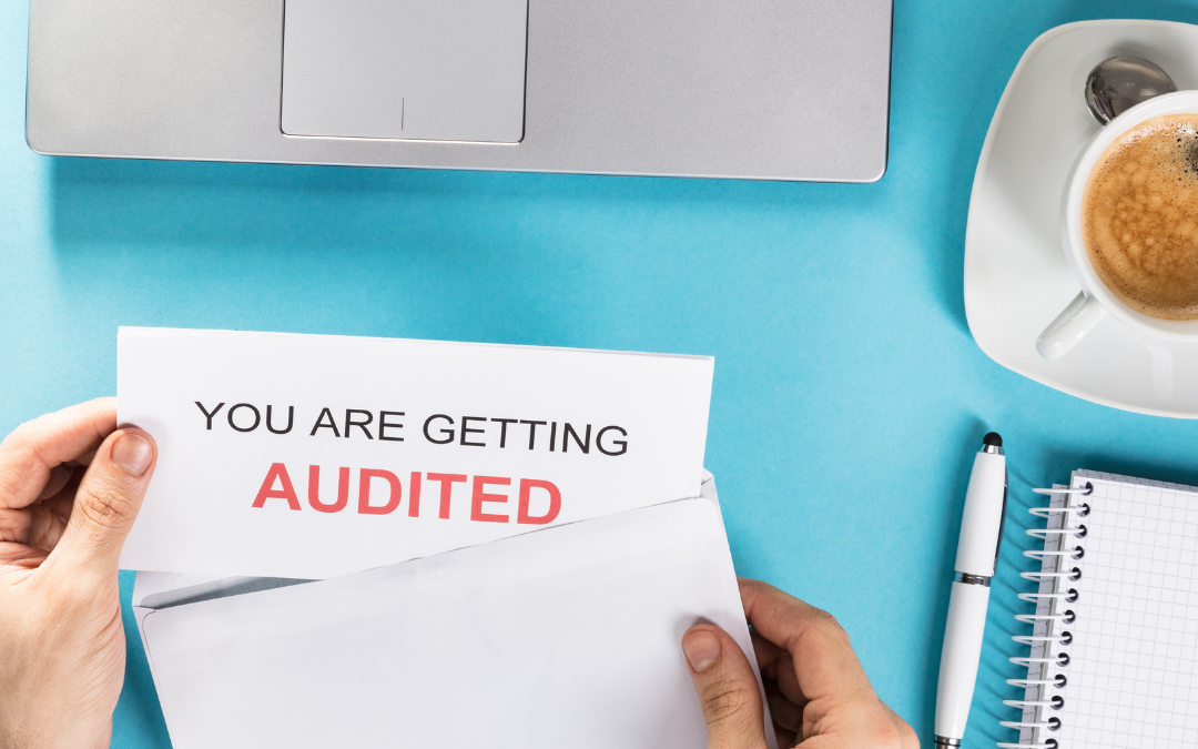 Received An Audit Letter? Here's What To Do