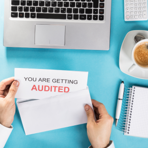 You are getting audited - Bookkeeping Confidential, full-service virtual bookkeeping firm for small businesses and startups.