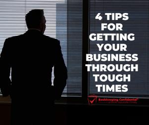 COVID19 TOUGH TIMES BUSINESS TIPS CORONAVIRUS