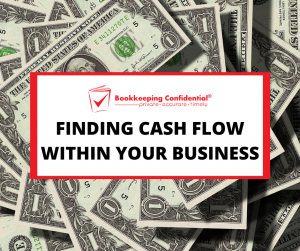 cash flow business bookkeeping confidential