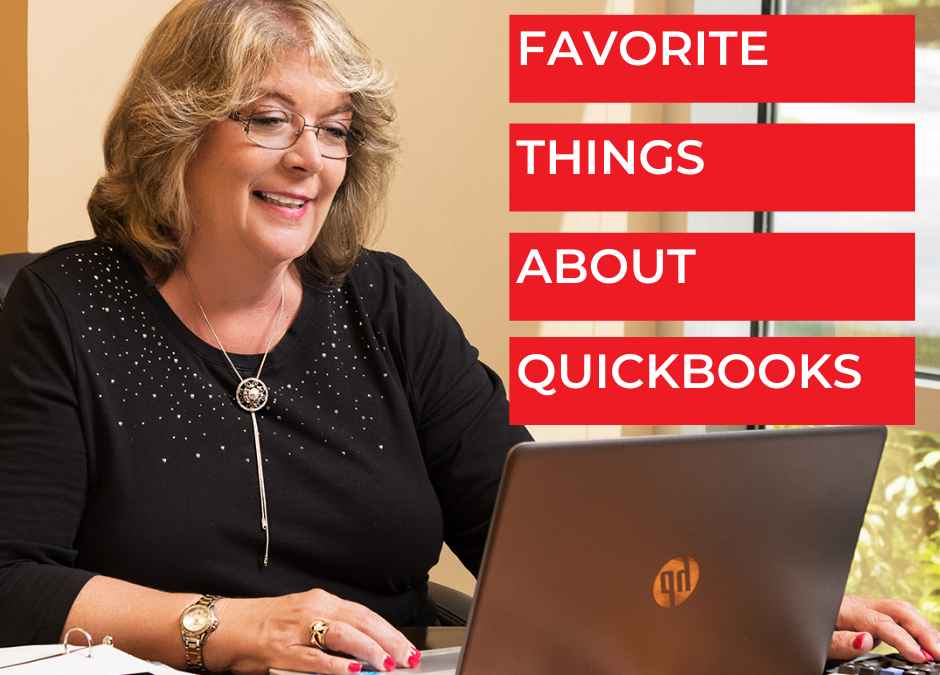 Favorite Things About QuickBooks (Classes)