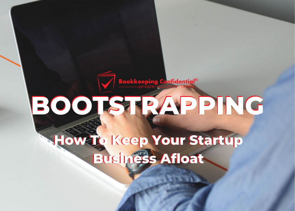 Bootstrapping startup capital