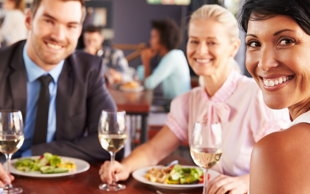 Temporary 100% Food and Beverages Deductions for Small Businesses